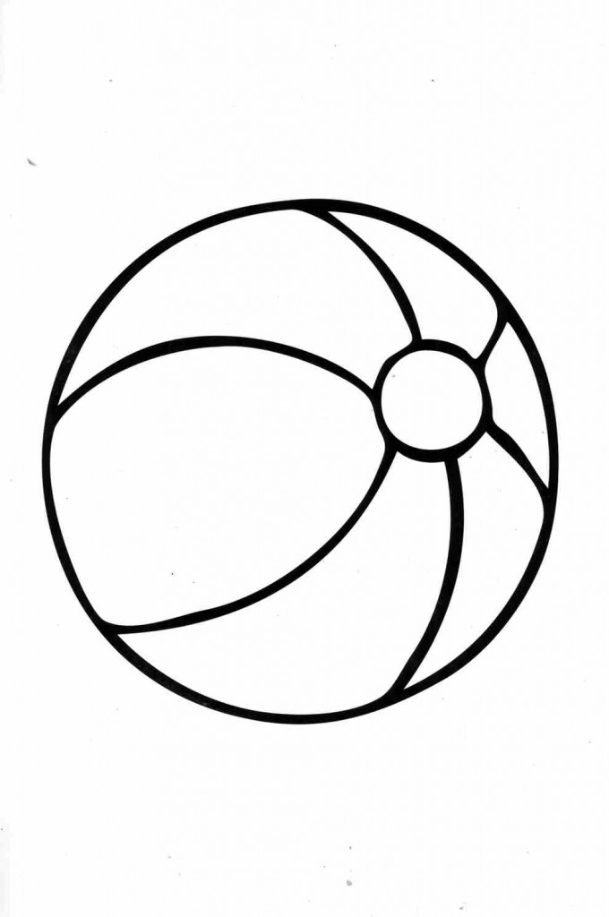 colouring pages of ball ball kiddicolour ball colouring of pages