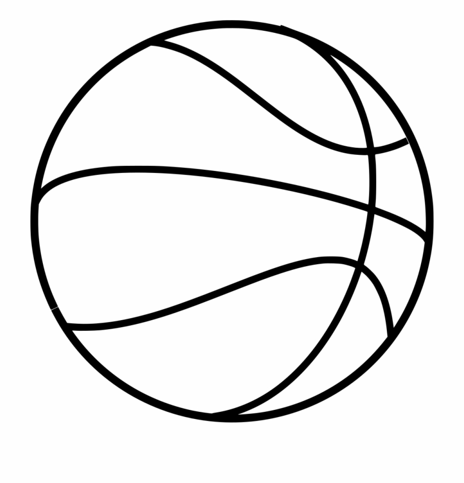 colouring pages of ball printable free basketball coloring page of ball ball colouring of pages