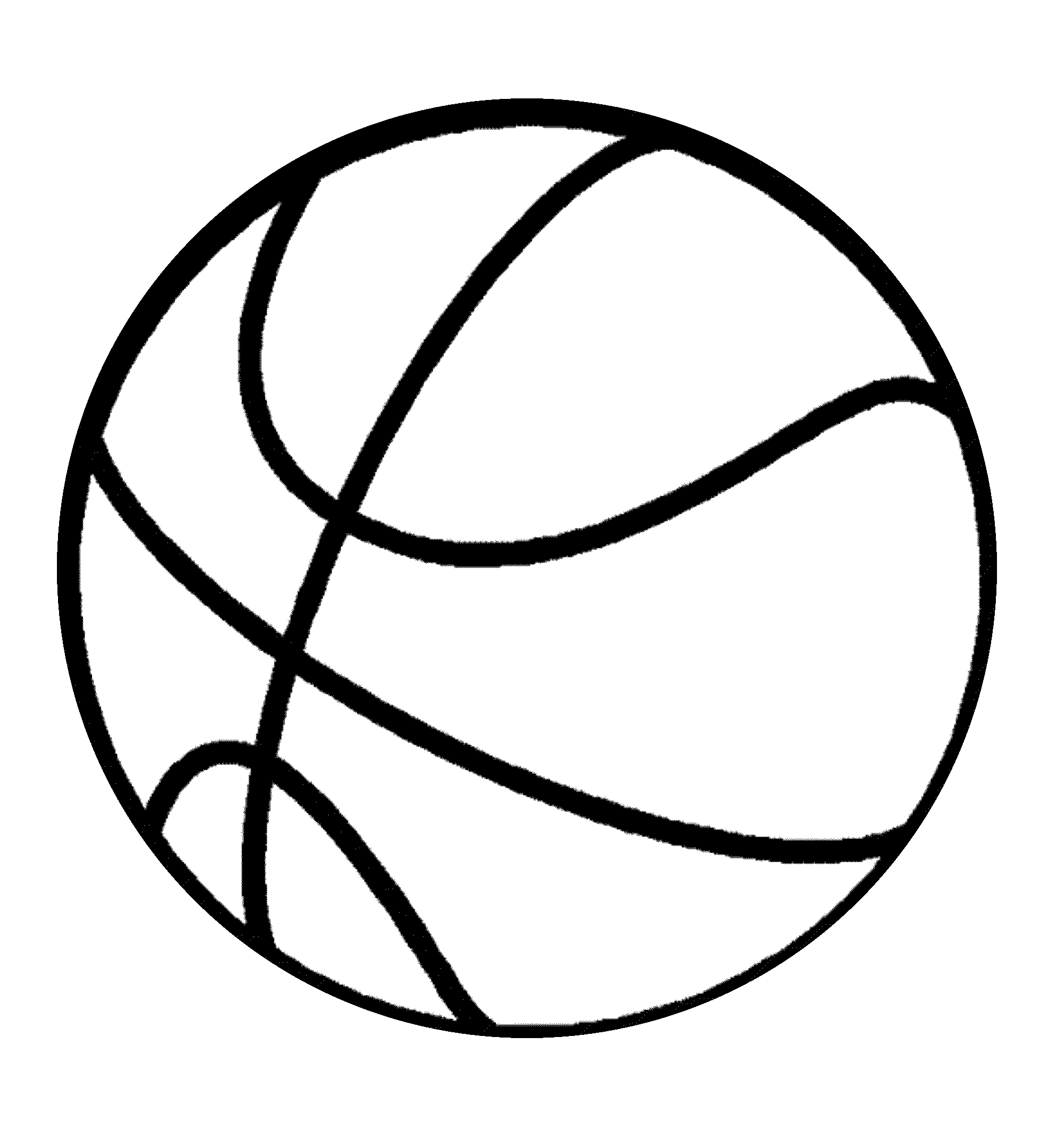 colouring pages of ball sports coloring pages getcoloringpagescom of ball colouring pages