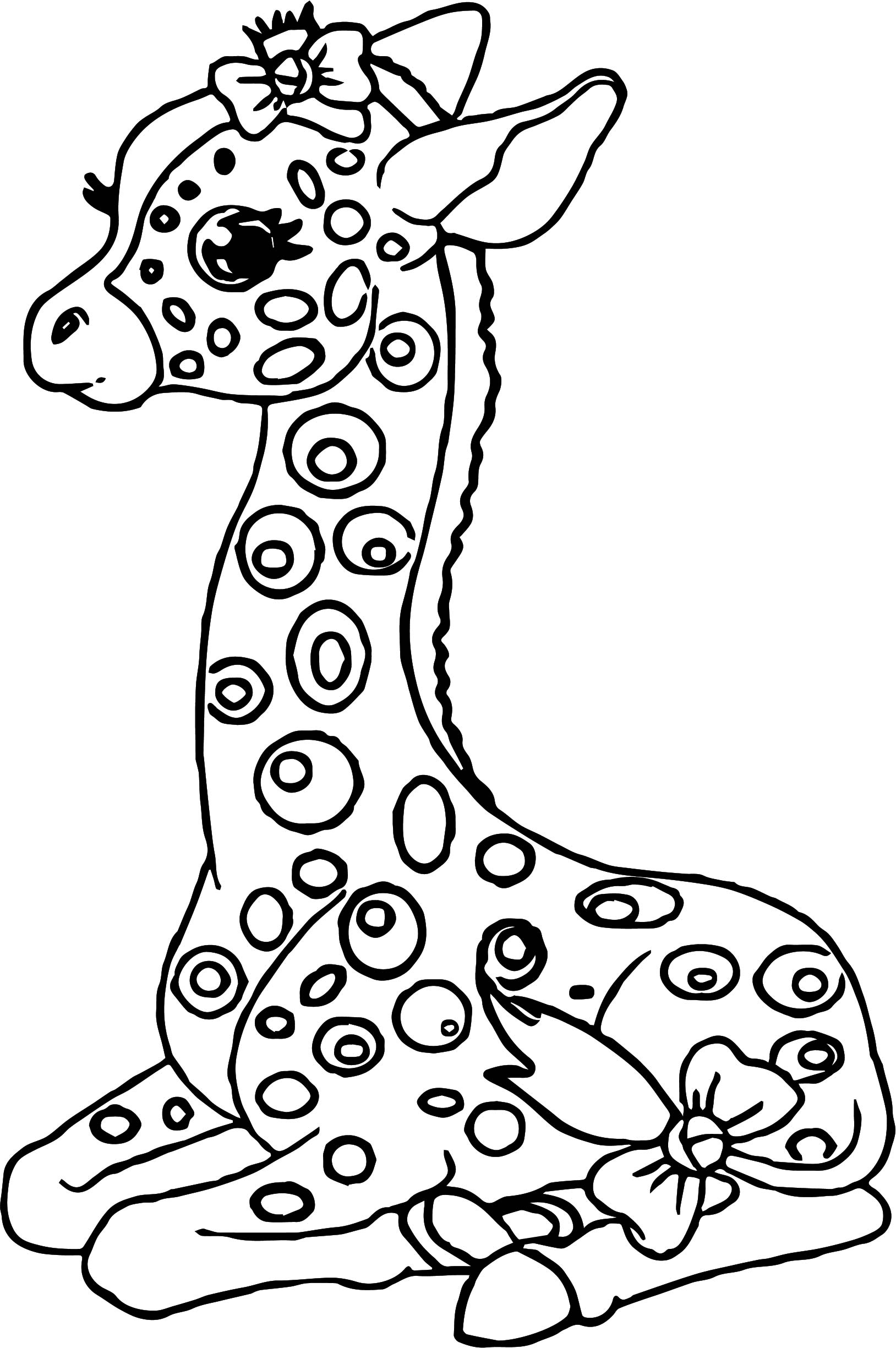 colouring pages of giraffe free printable giraffe coloring pages for kids of pages colouring giraffe