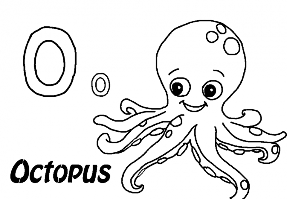 colouring picture of octopus get this printable octopus coloring pages yzost octopus picture colouring of