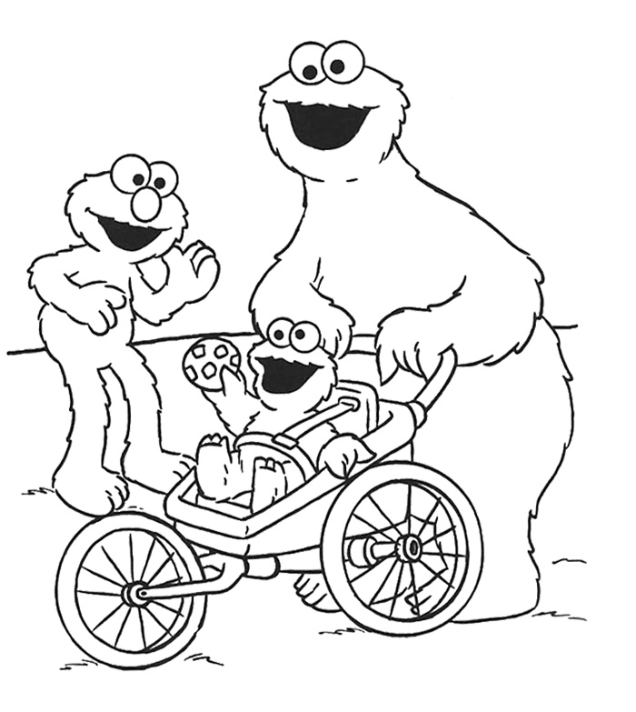 cookie monster coloring pages printable free cookie monster coloring pages to download and print for free coloring pages free monster cookie printable
