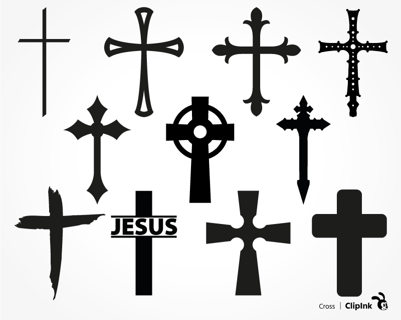 cross silhouette cross silhouette vector at vectorifiedcom collection of silhouette cross