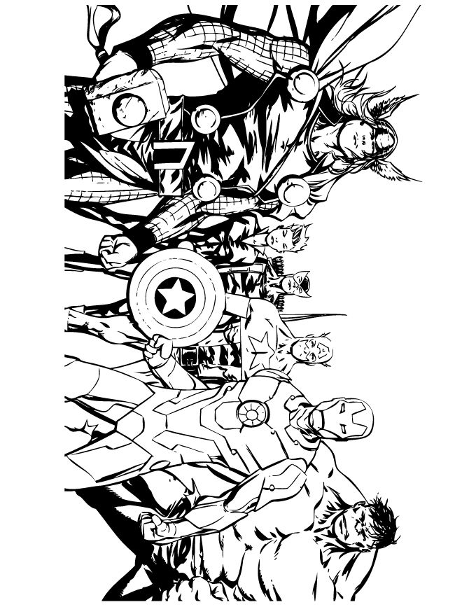 cute avengers coloring pages avengers coloring pages free download on clipartmag coloring avengers pages cute