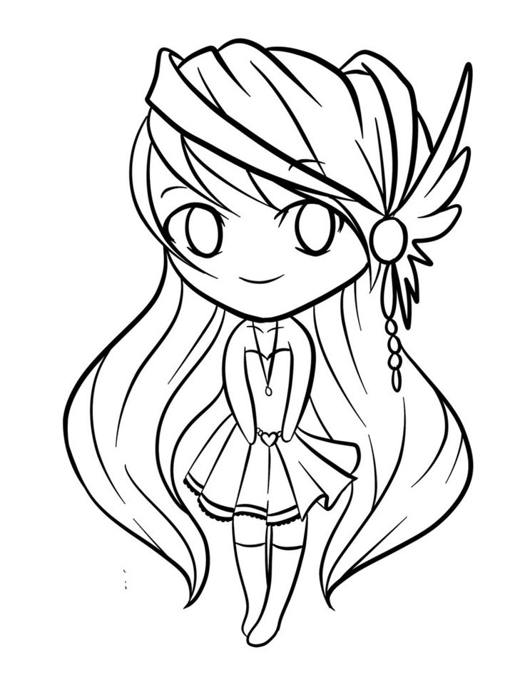 cute kawaii chibi coloring pages artherapieca on twitter quotchibi kawaii coloring pages kawaii pages coloring cute chibi