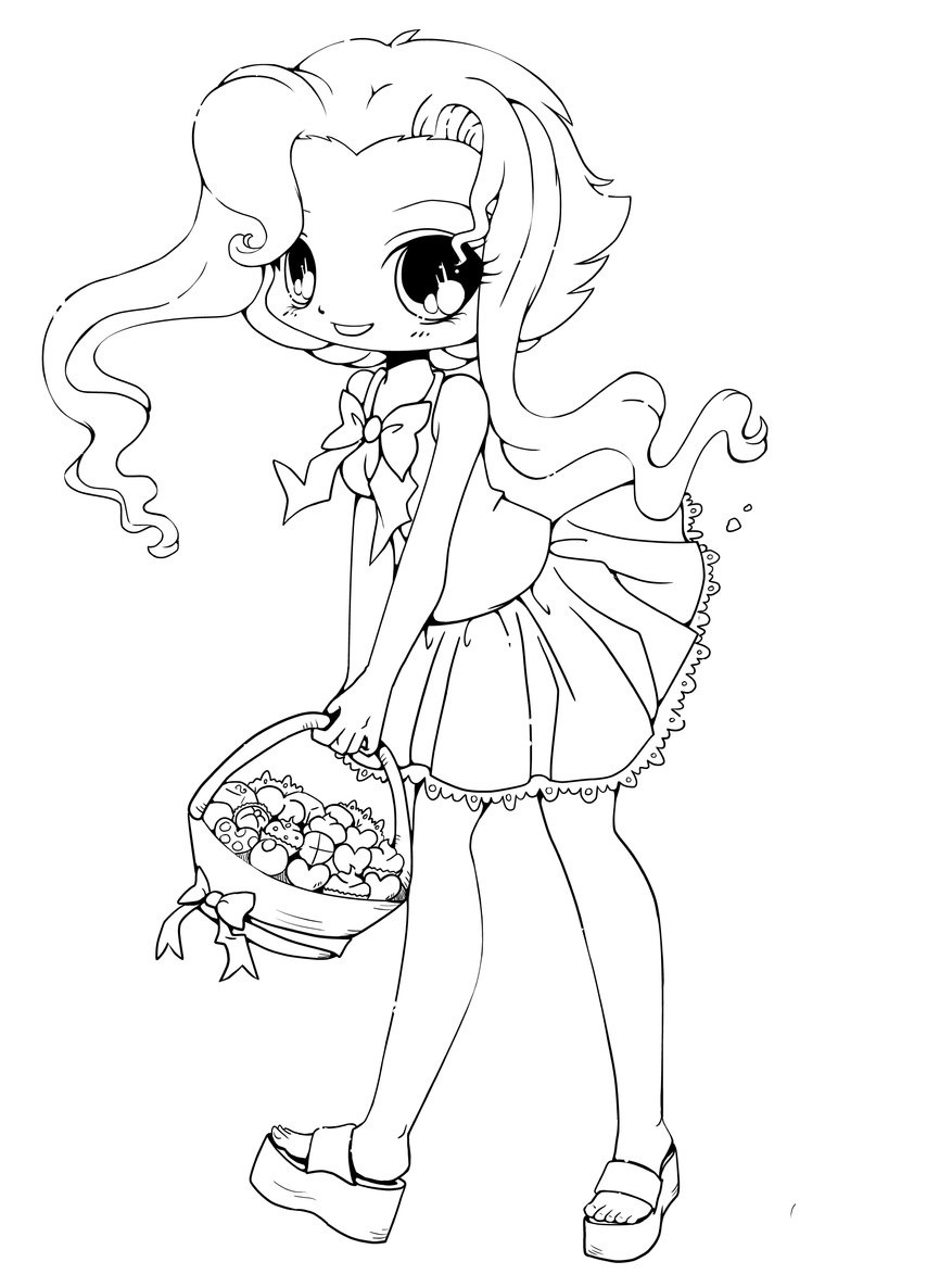 cute kawaii chibi coloring pages chibi coloring pages to download and print for free cute coloring pages chibi kawaii