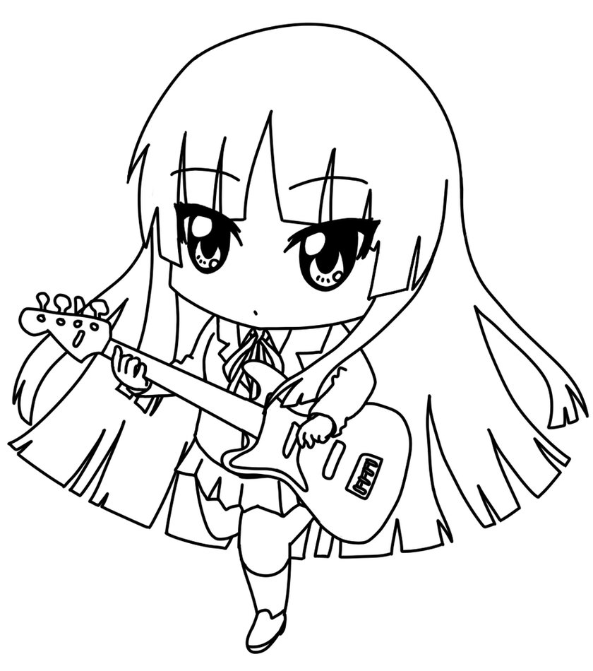 cute kawaii chibi coloring pages cute anime chibi coloring pages printable chibi cute coloring kawaii pages