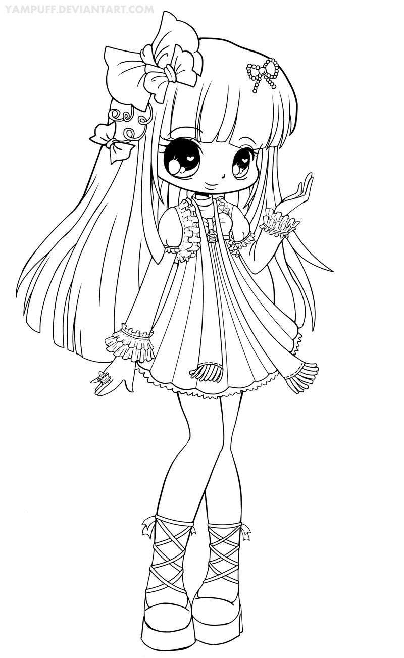 cute kawaii chibi coloring pages cute chibi coloring pages free coloring pages for kids 1 chibi cute coloring kawaii pages