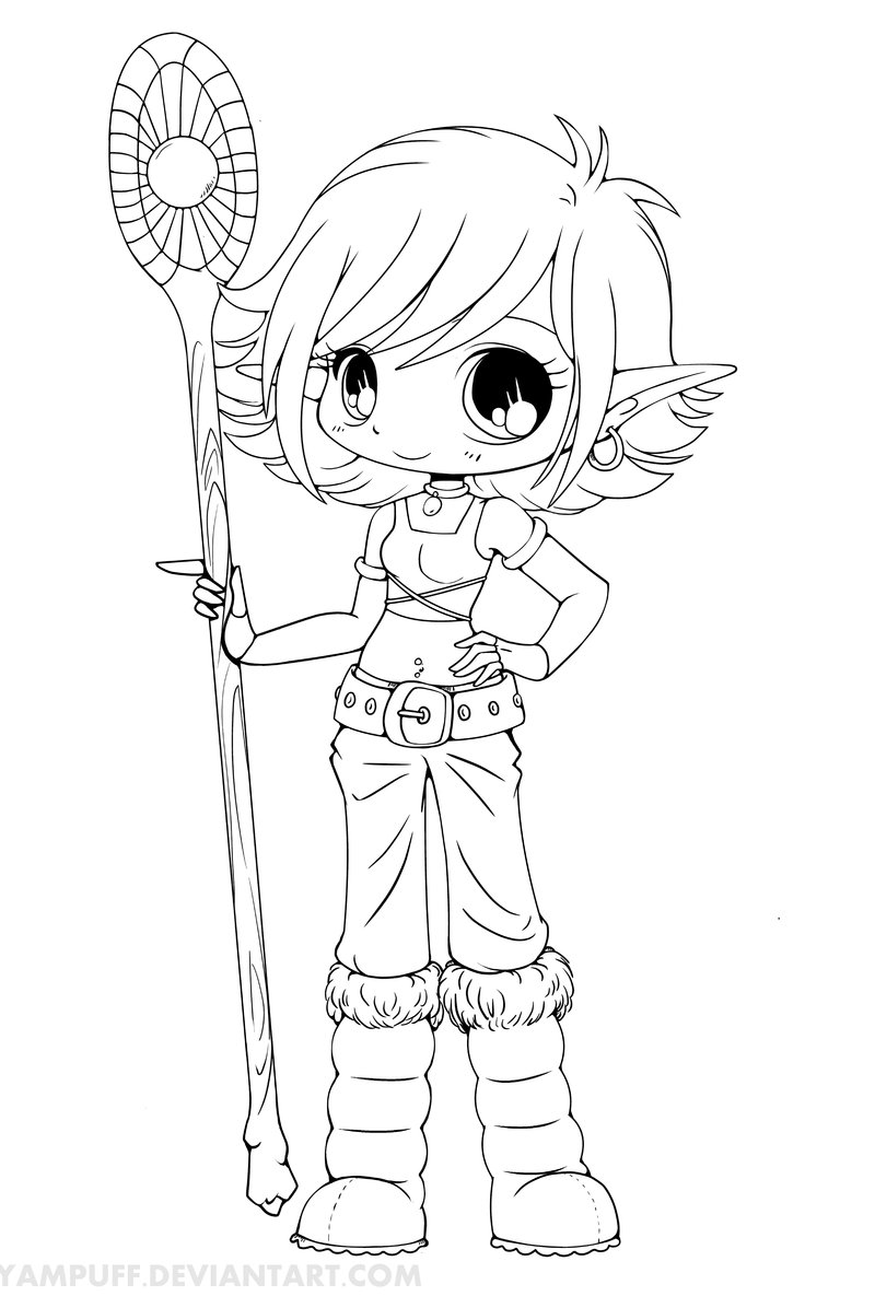 cute kawaii chibi coloring pages cute chibi drawing at getdrawings free download kawaii cute chibi coloring pages