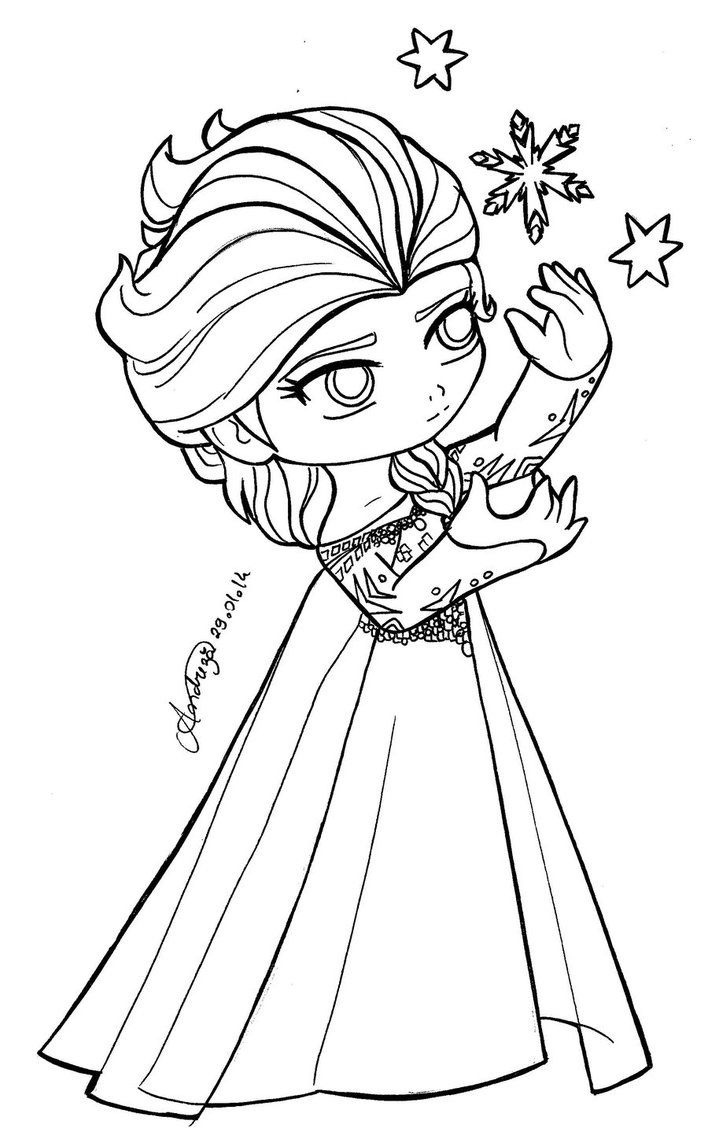 cute kawaii princess coloring pages anime chibi princess coloring pages coloriage manga pages princess coloring kawaii cute