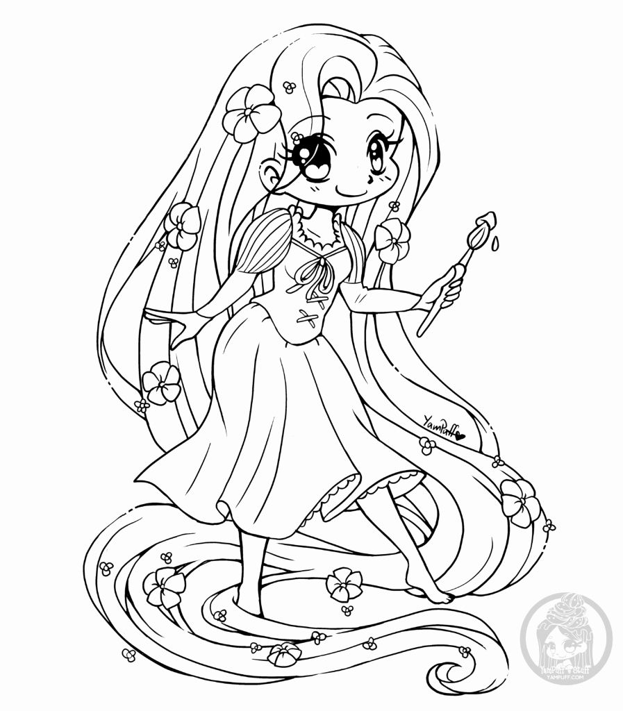 cute kawaii princess coloring pages cute princess coloring page free printable coloring pages kawaii coloring cute princess pages