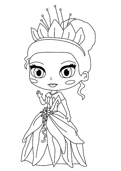 cute kawaii princess coloring pages kawaii coloring pages color online free printable kawaii cute princess pages coloring