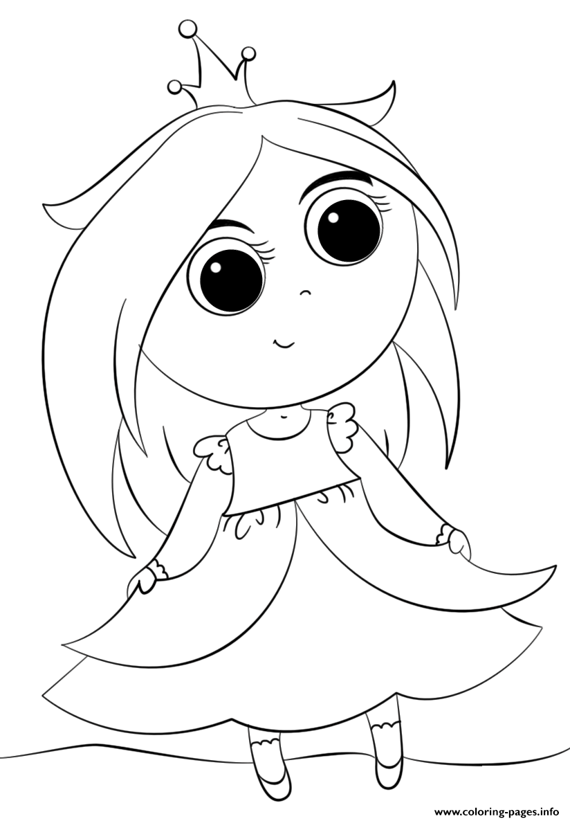 cute kawaii princess coloring pages kawaii princess coloring page free printable coloring pages pages coloring princess cute kawaii