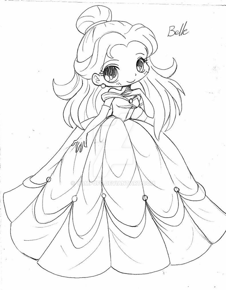 cute kawaii princess coloring pages photo princess world 07jpg colorear anime dibujos princess kawaii coloring cute pages