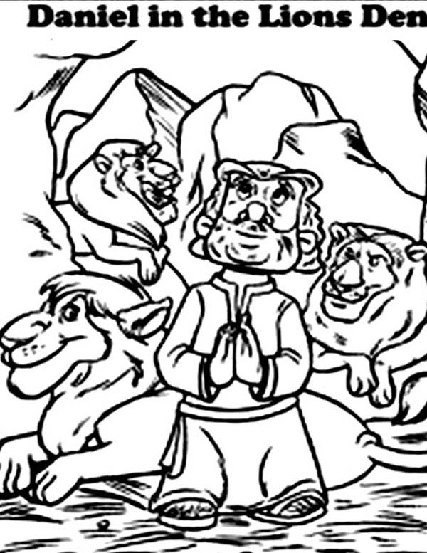 daniel coloring page daniel is sleeping in daniel and the lions den coloring daniel coloring page