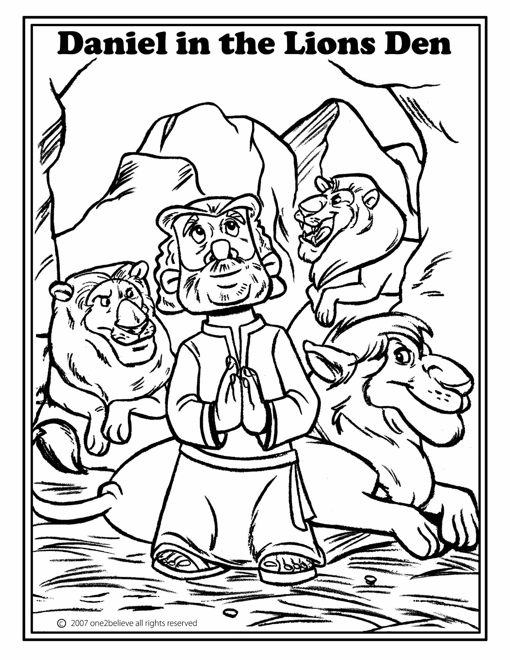 daniel coloring page daniel pray in daniel and the lions den coloring page netart page coloring daniel