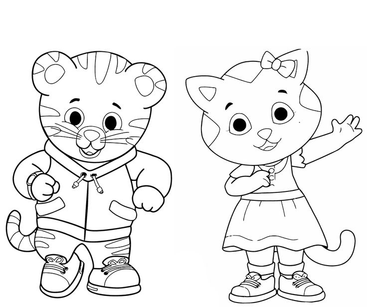 daniel coloring page danieltigercoloringpage13 coloring pages for kids page daniel coloring