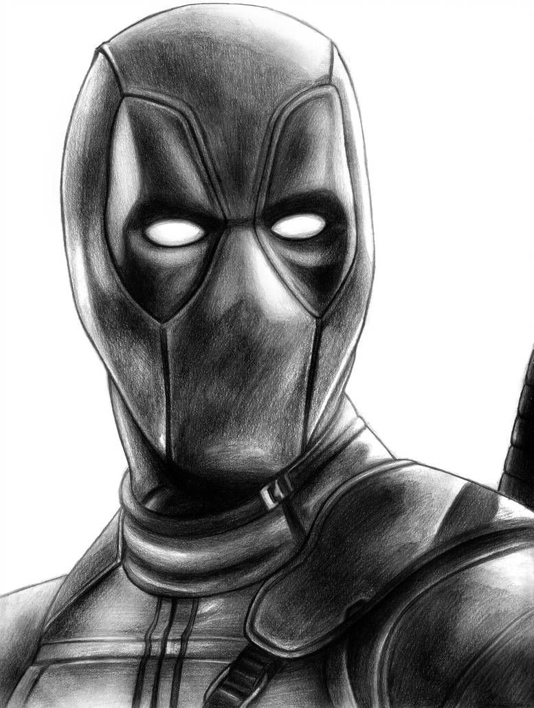 deadpool sketch deadpool inked sketch by 0anonymous0 on deviantart deadpool sketch