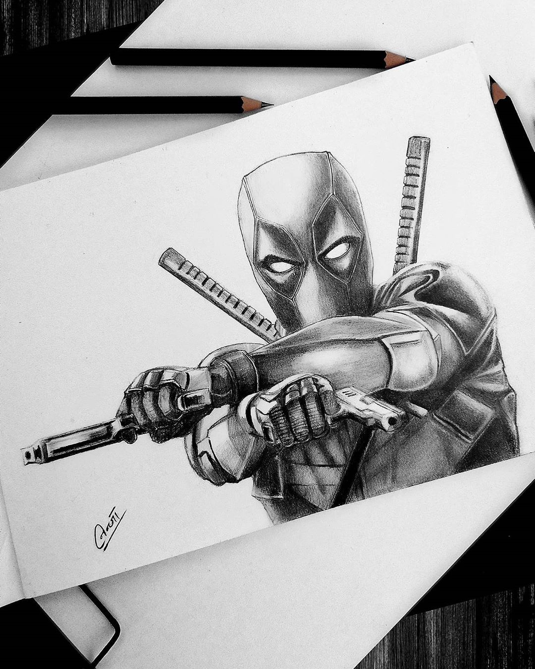 deadpool sketch deadpool sketch by brianthies on deviantart with images sketch deadpool