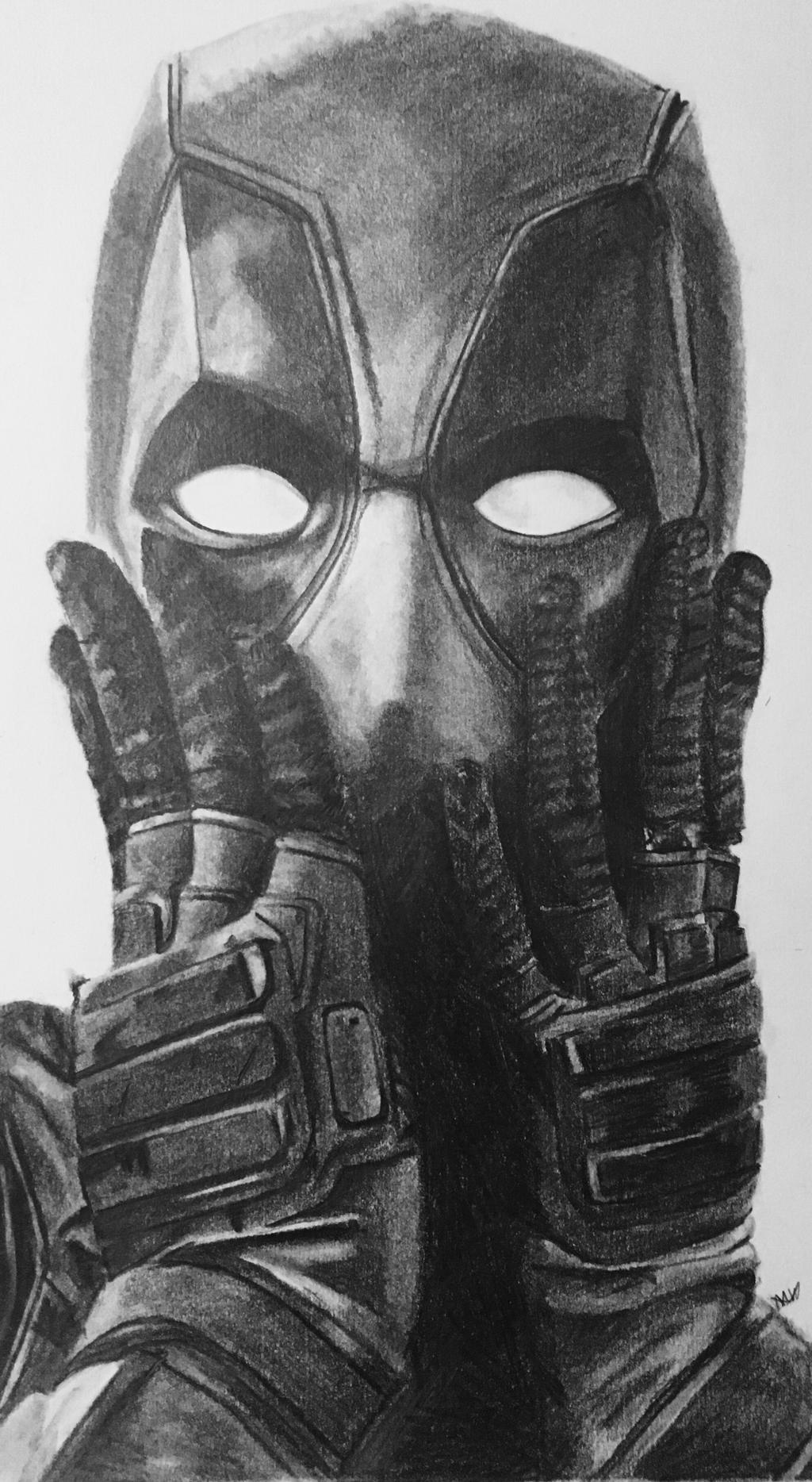 deadpool sketch deadpool sketch card by madd sketch on deviantart sketch deadpool