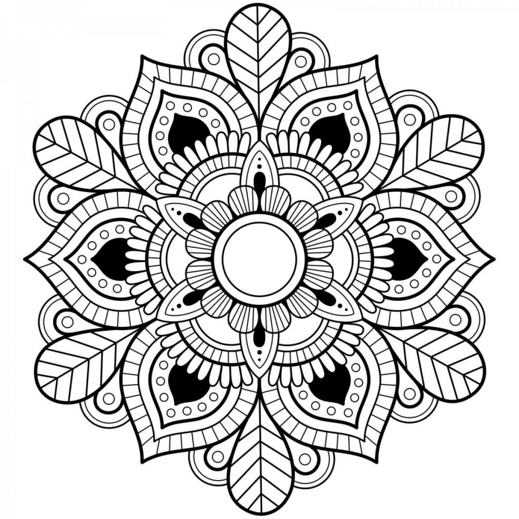 detailed mandala coloring pages coloring pages owl coloring pages for adults printable detailed pages coloring mandala
