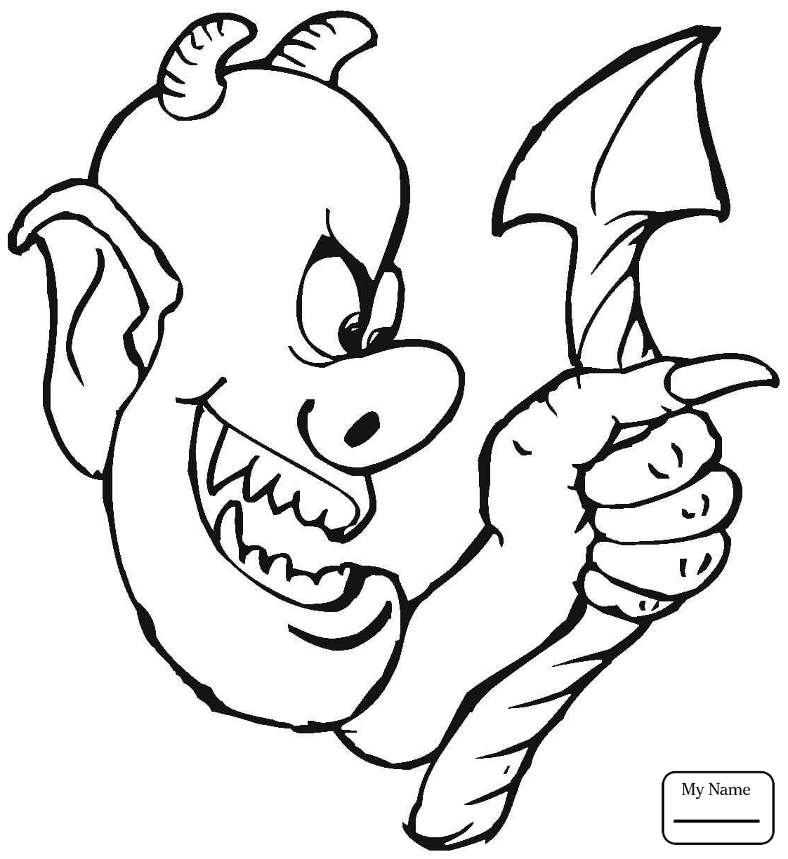 devil coloring pages cute devil drawing at getdrawings free download pages coloring devil