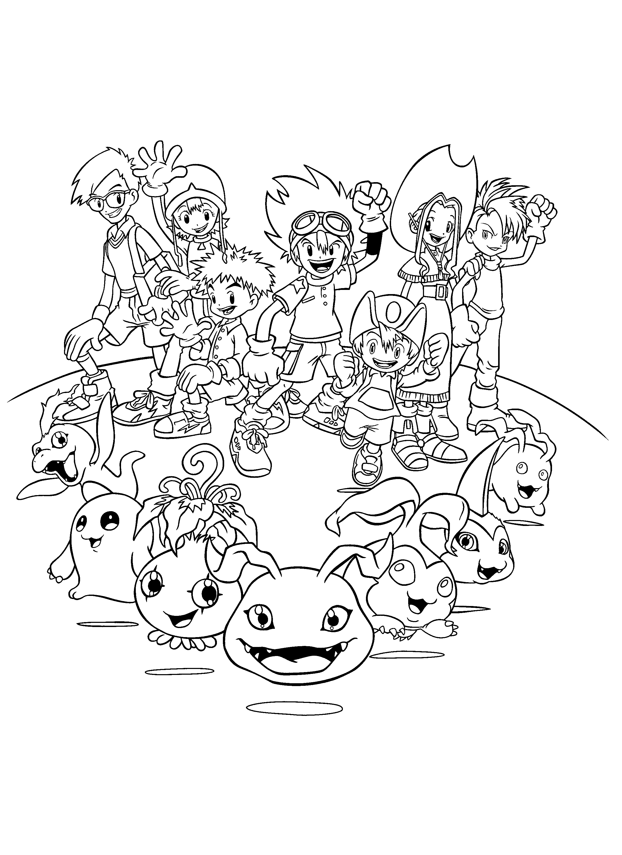 digimon coloring pages printable digimon cartoons page 4 printable coloring pages printable coloring digimon pages