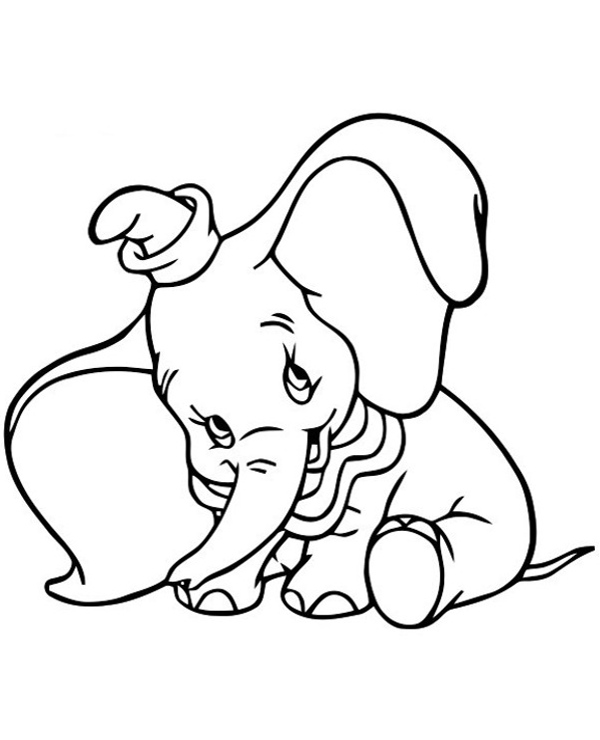 disney dumbo coloring pages disney39s dumbo if dumbo can fly you can vote for quotname pages dumbo disney coloring