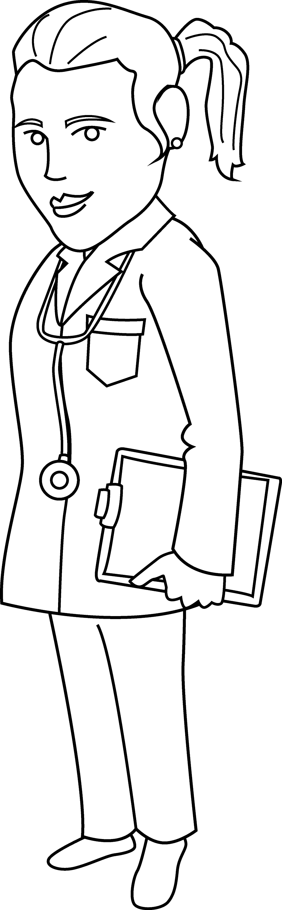 doctor for coloring doctor coloring pages for understanding kids why do they for coloring doctor
