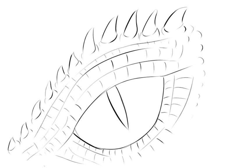 dragon eye coloring page 50 best dragon eye value drawing images on pinterest coloring dragon page eye
