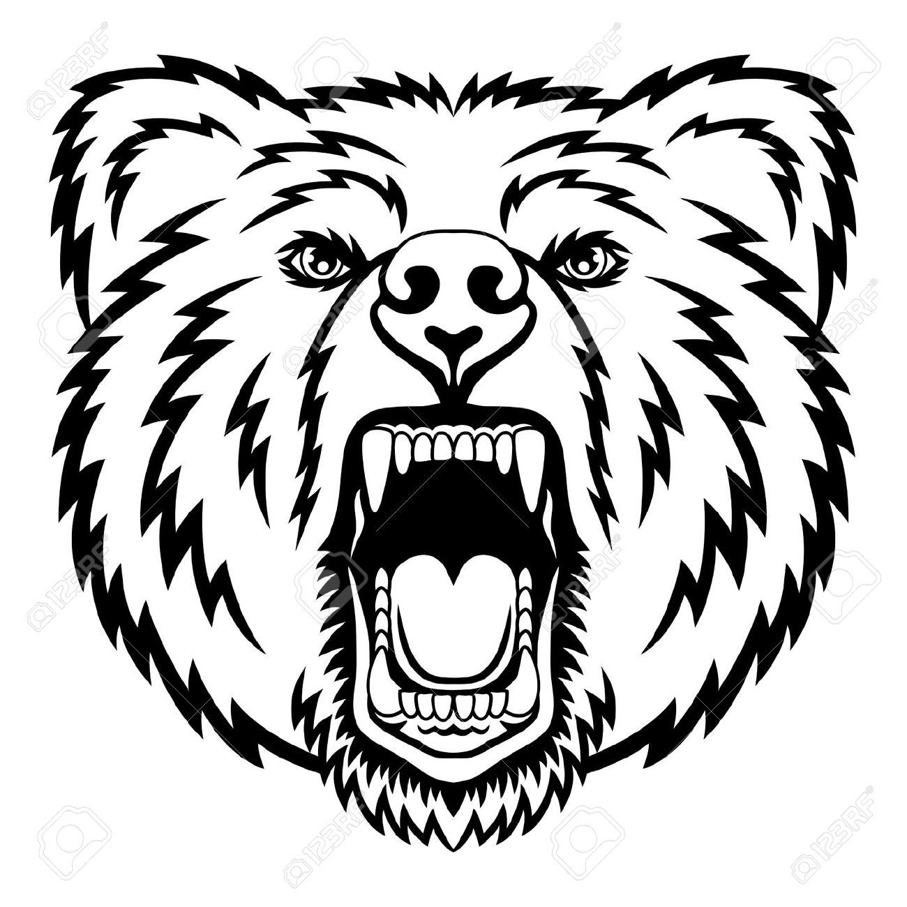 draw grizzly bear how to draw running quotgrizzly bearquot pencil drawing step by grizzly bear draw