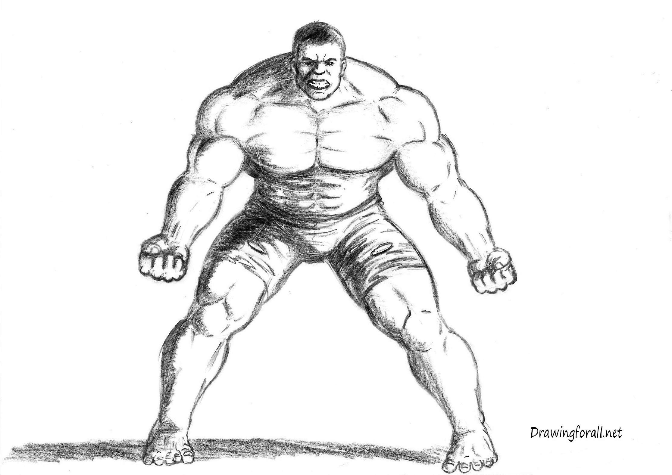 draw hulk easy how to draw hulk easy sketch coloring page hulk draw easy