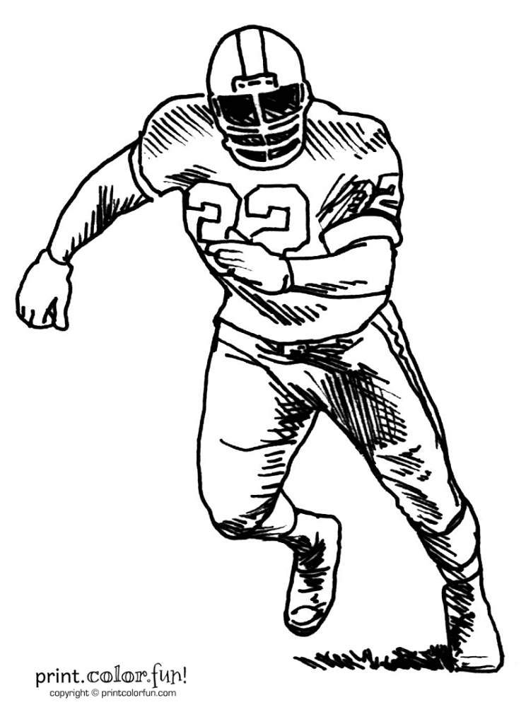 drawing of football players football player drawing steps at getdrawings free download of football drawing players 1 1