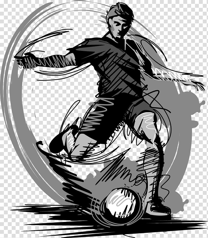 drawing of football players football player sketch by nikew on deviantart football drawing players of