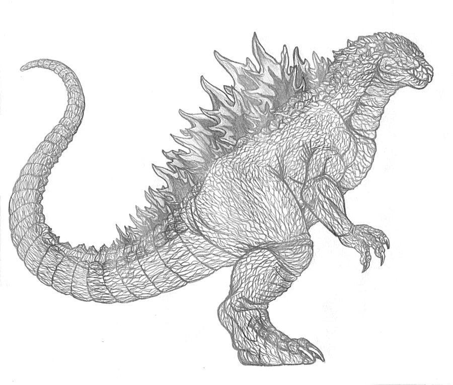 drawings of godzilla how to draw godzilla easily for android apk download godzilla drawings of
