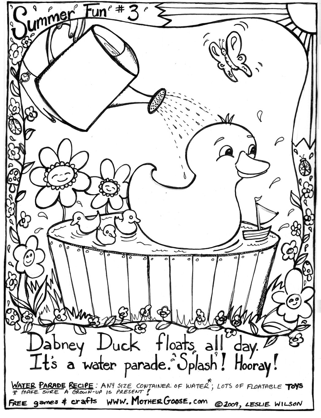 duck duck goose coloring pages daffy duck netart coloring goose pages duck duck