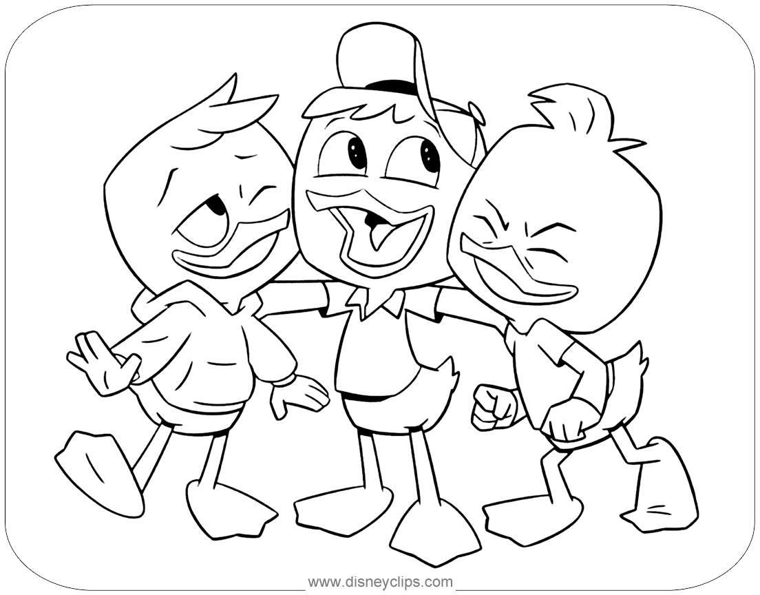 ducktales coloring pages new ducktales coloring pages disneyclipscom pages ducktales coloring 1 1