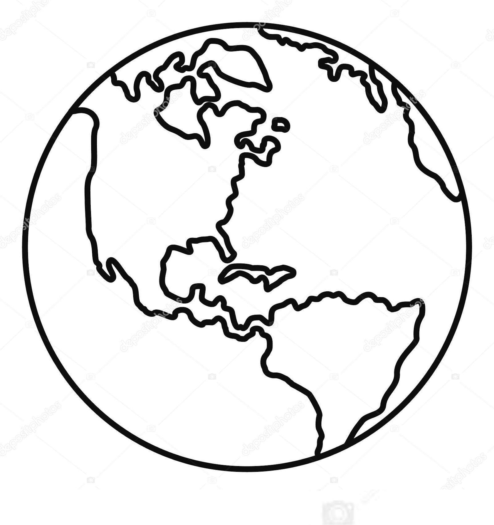 earth coloring pages free earth globe coloring page wecoloringpage 067 earth free coloring pages earth