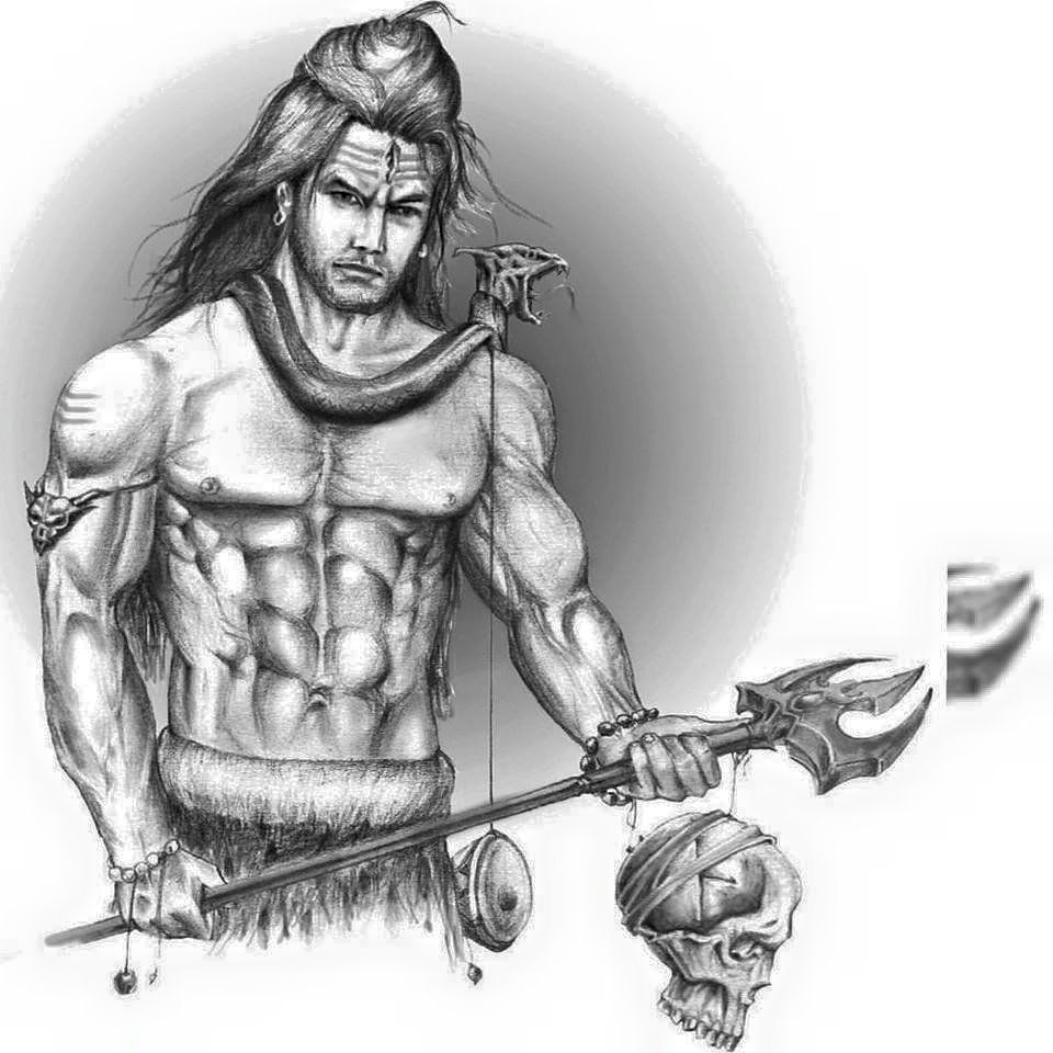 easy drawing of lord shiva lord shiva face sketch gdlawct com shiva drawing lord of easy