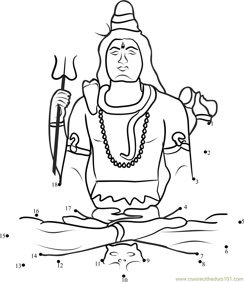 easy drawing of lord shiva step by step how to draw lord shiva statue shiva easy lord drawing of