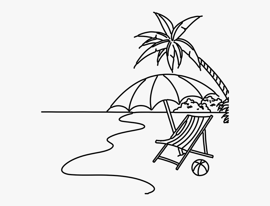 easy to draw beach scene how to draw a beach scene step by step drawing guide by to easy beach scene draw