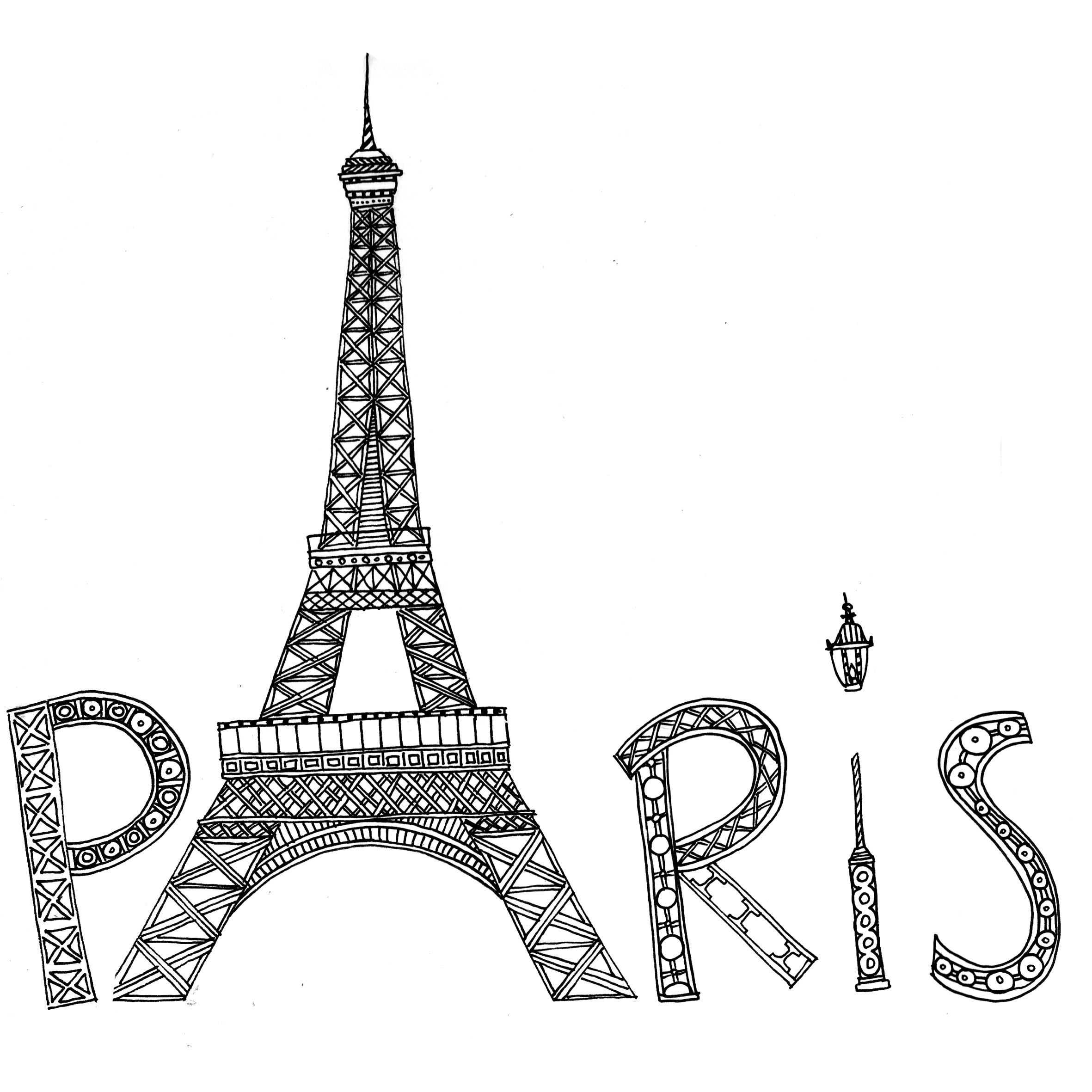 eiffel tower coloring pages free printable eiffel tower coloring pages for kids eiffel tower coloring pages