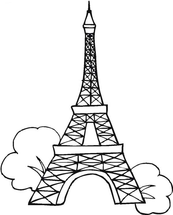eiffel tower coloring pages seven wonders of the world eiffel tower coloring page eiffel tower coloring pages