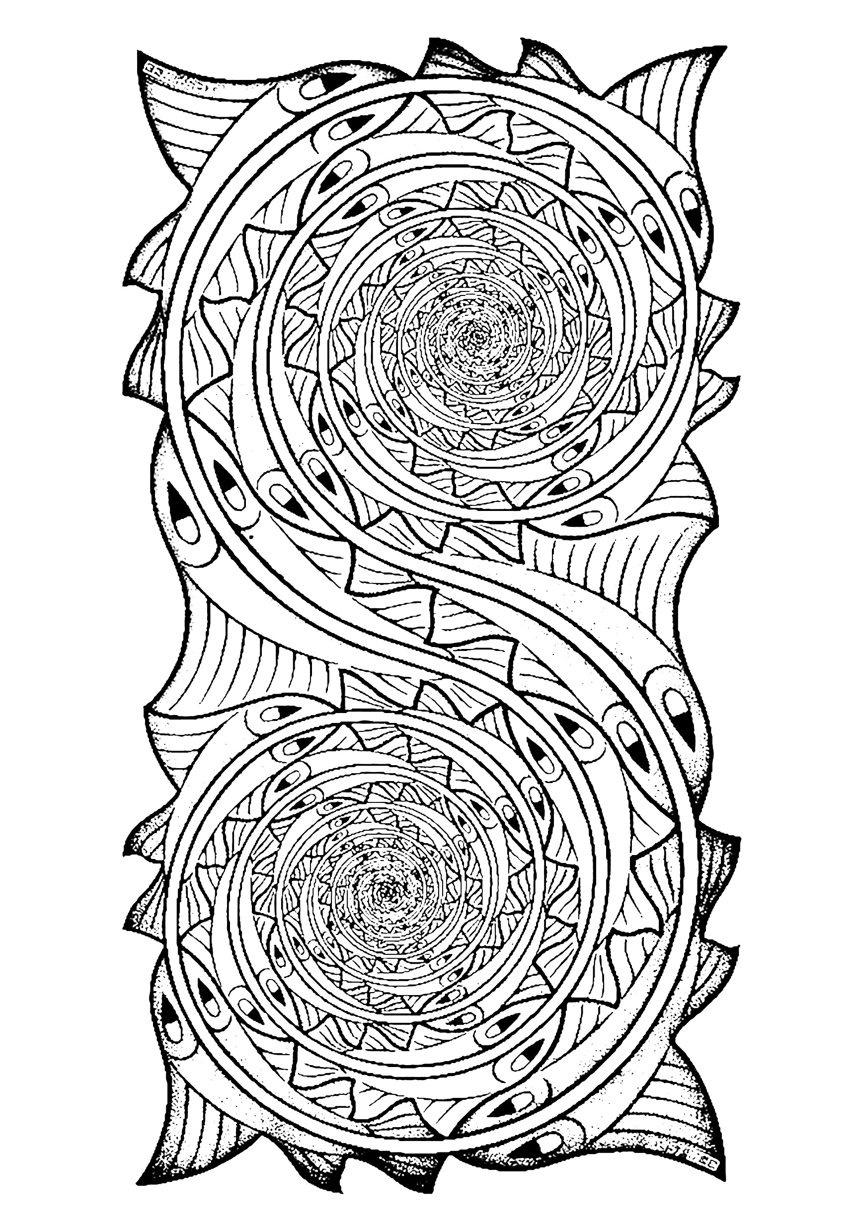 escher coloring pages 50 trippy coloring pages 15922 mc escher coloring pages pages escher coloring