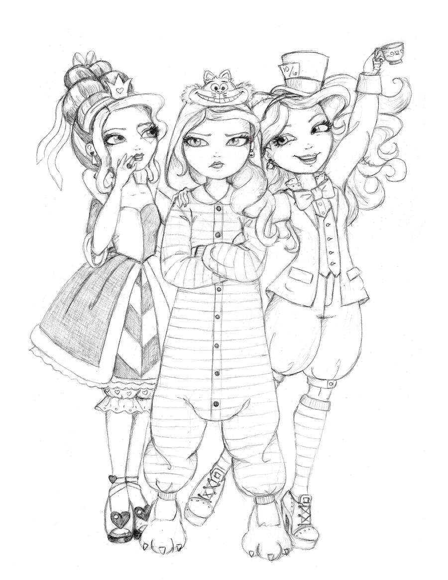 ever after high pictures ever after high fanart by whiteheather on deviantart ever pictures after high