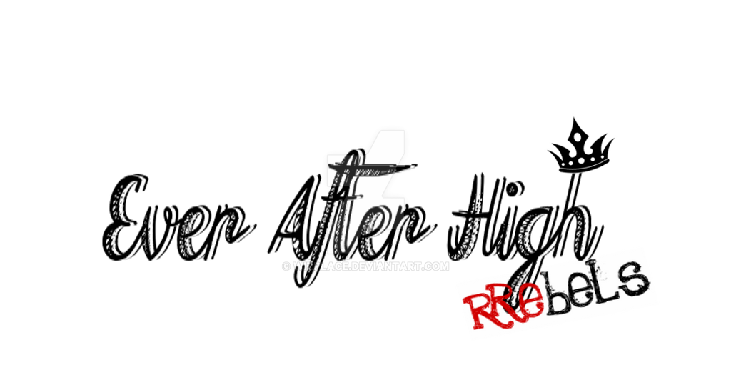 ever after high pictures ever after high rebels logo by wizplace on deviantart high after pictures ever