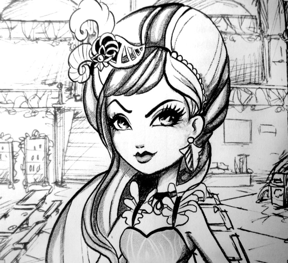 ever after high pictures monster high by airi monster high ever after high drawings high ever after pictures