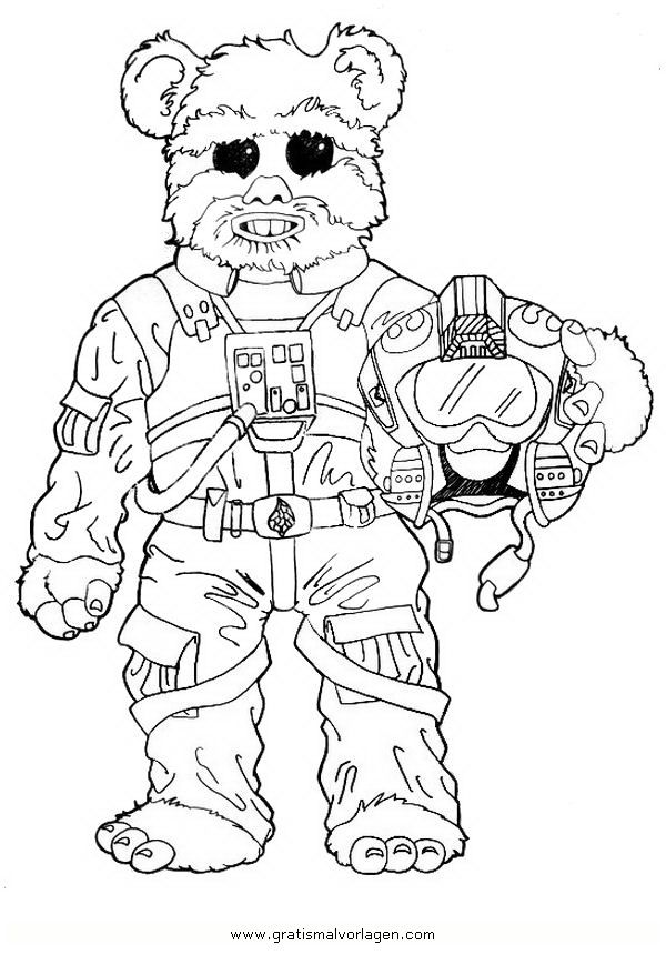 ewok coloring page ewok coloring pages coloring home page ewok coloring