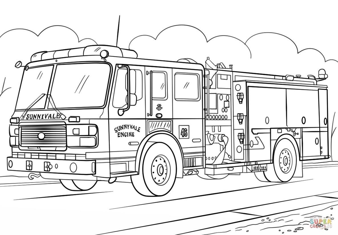 f 22 coloring page 22 awesome image of fire truck coloring page firetruck 22 f page coloring