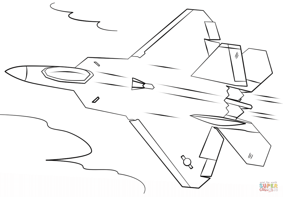 f 22 coloring page online coloring pages starting with the letter f coloring f 22 page